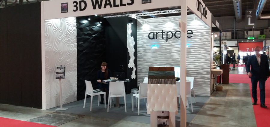made expo artpole creativewall drago